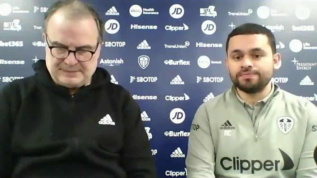 leeds-vs-burnely-pre-match-press-conference