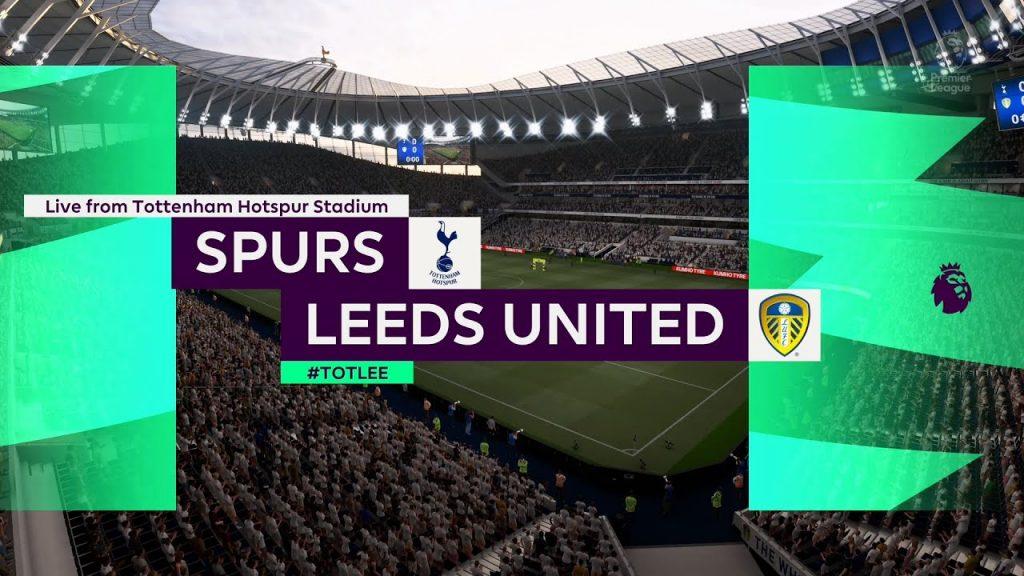 Tottenham Hotspur vs Leeds United  Live Stream Premier League Match, Predictions and Betting Tips
